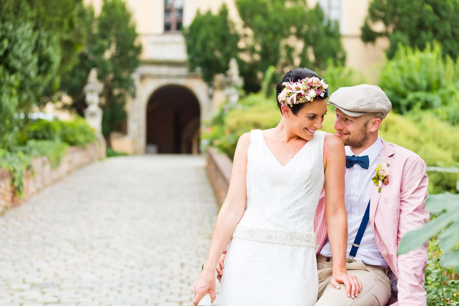 Hochzeit Im Schloss Obermayerhofen Von Katharina Und Martin