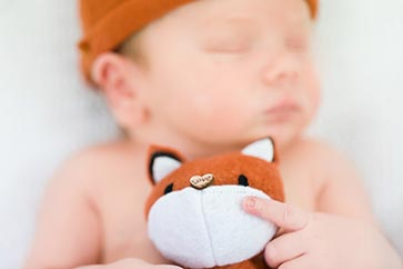 Newborn Neugeborenenshooting kinder-kram Babyshooting